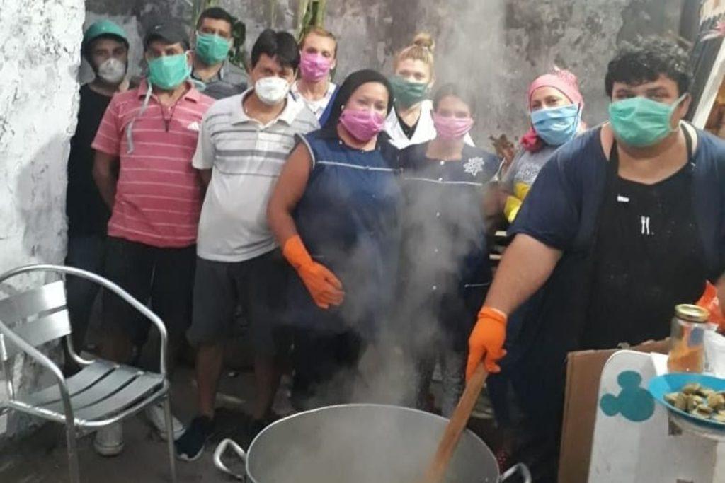 Tablada pide ayuda: Alas para Crecer junta donaciones para su olla popular